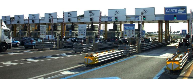 """Seminario tecnico """"Il pedaggio autostradale"""""""