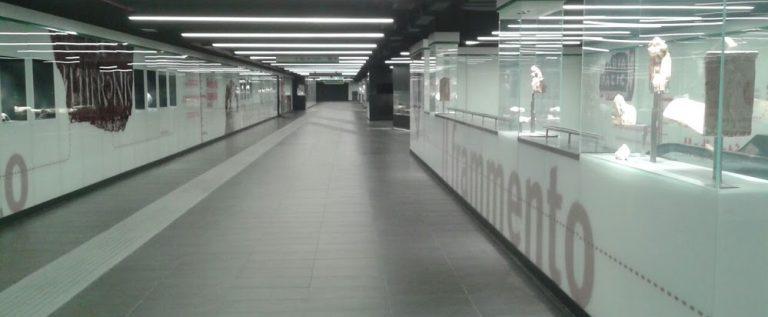 Seminario/Visita Tecnica Stazioni San Giovanni e via Sannio della Linea C – Roma 29/05/2017