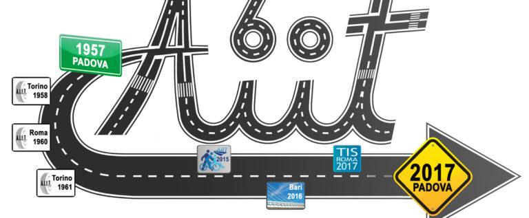 """Pubblicazione: """"60 anni di attività dell'AIIT"""""""