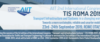 TIS Roma 2019 – Call for Papers