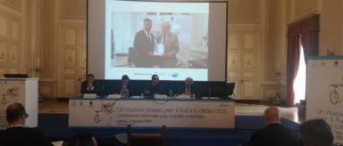 Intervento del Presidente Nazionale AIIT alla Conferenza Nazionale sulla Mobilità Sostenibile