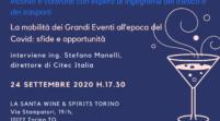 AperAIITivo – 24 settembre AIIT – Sezione Piemonte e Valle d'Aosta