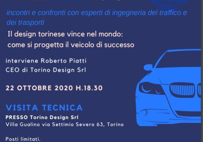 AperAIITivo – 22 ottobre AIIT – Sezione Piemonte e Valle d'Aosta