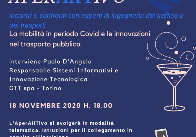 AperAIITivo – sezione Piemonte e Valle d'Aosta – 18 novembre